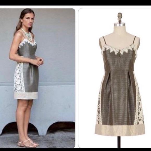 NWT Anthropologie Larkin Dress by Moulinette Soeurs// Size 0